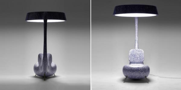 light up2 Light Up Furniture : Inspired by a Sea Creature