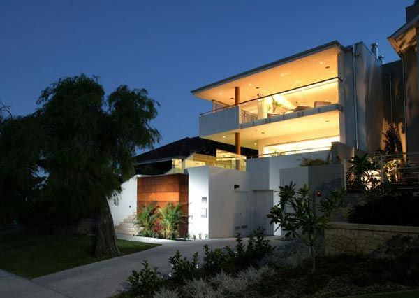 cottesloe house Cottesloe House by architect Paul Burnham