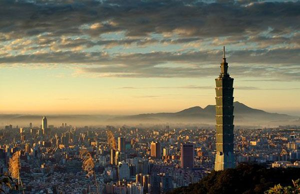 Green Taipei Taipei 101 to Become the World's Tallest Green Building