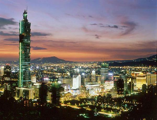 Green Taipei2 Taipei 101 to Become the World's Tallest Green Building