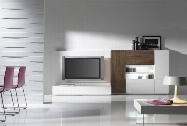 Minimalist furniture for modern living room – Day from Circulo Muebles 1 554x375 Ideas For a Moden Living Room