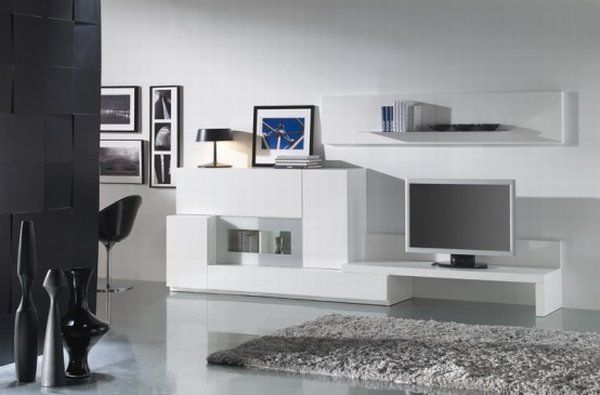 Minimalist furniture for modern living room – Day from Circulo Muebles 3 554x365 Ideas For a Moden Living Room