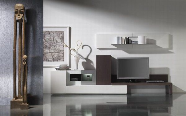 Minimalist furniture for modern living room – Day from Circulo Muebles 7 554x347 Ideas For a Moden Living Room