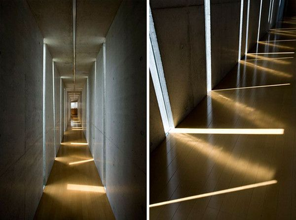 "Slit House in Japan 4 House of Shades and No Windows : ""Slit"" from Eastern Design Office"