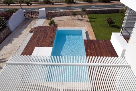 modern summer house5 Contemporary Summer House in Menorca