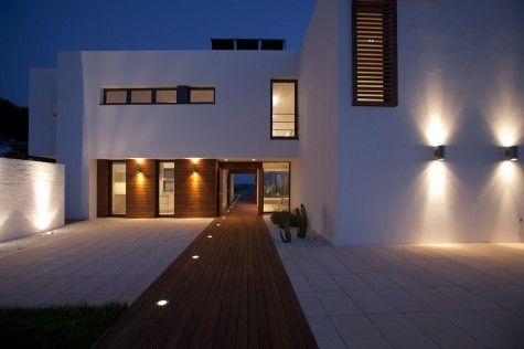 modern summer house8 Contemporary Summer House in Menorca