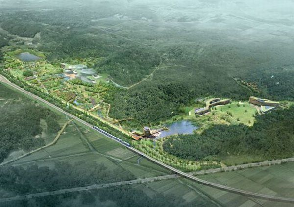 The Ecorium Project 3 Sustainability in Action:The Ecorium Project in South Korea, A Giant Nature Reserve
