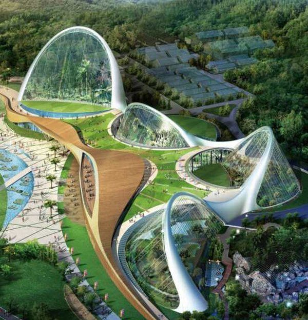 The Ecorium Project 4 Sustainability in Action:The Ecorium Project in South Korea, A Giant Nature Reserve