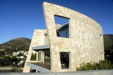 Home Interior Design: Modern House Inspired by Medieval Castles