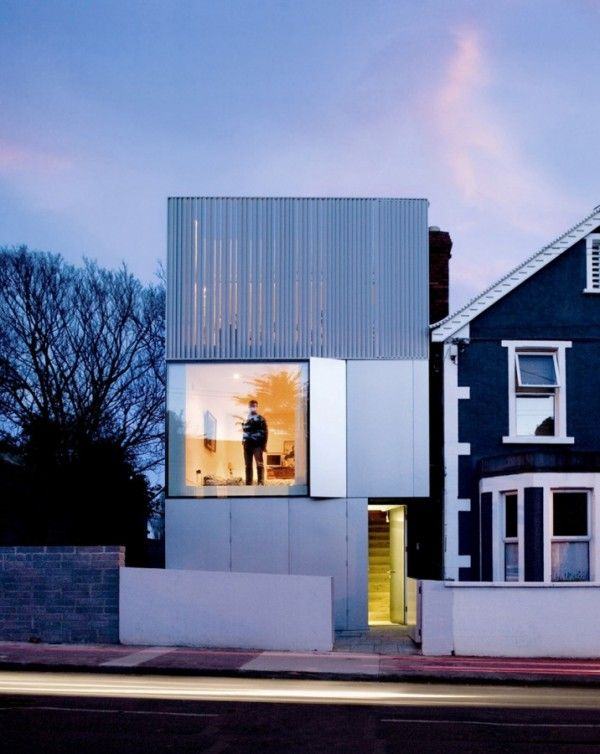 Grangegorman Residence by ODOS Architects 600x754 The Grangegorman Residence by ODOS Architects