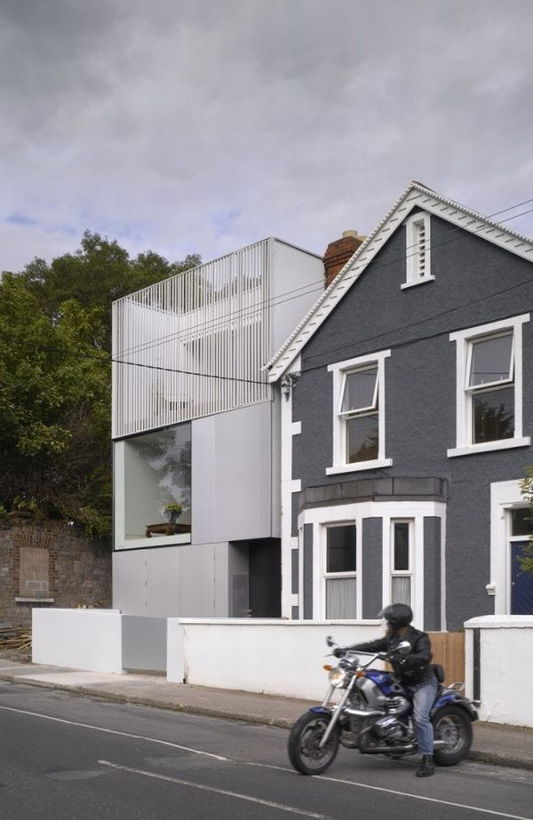 Grangegorman Residence by ODOS Architects 7 The Grangegorman Residence by ODOS Architects