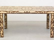 Furniture with Skeletons and Bones, For the Strong Spirits