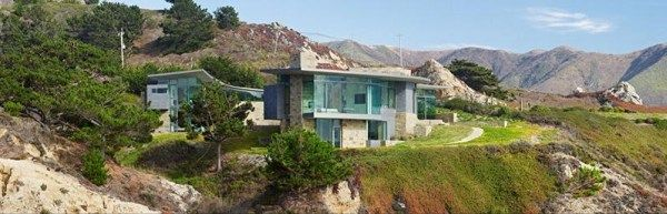 beautiful oceanfront view property for sale Spectacular House by the Ocean from Sagan Piechota Architecture