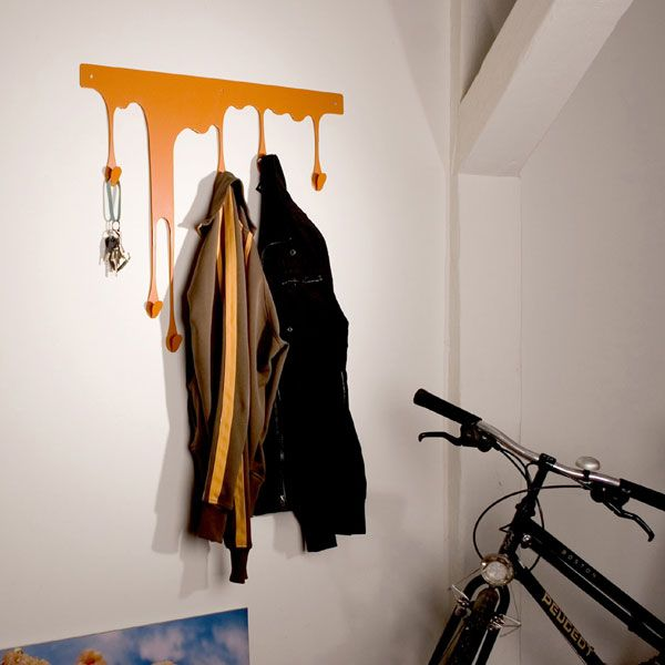 pulpobigdriplifestyle 25 of the Most Creative Wall Hook Designs