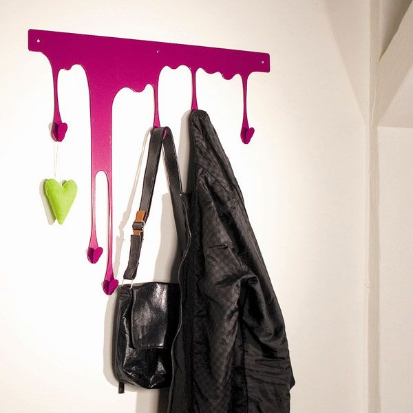 pulpobigdriplifestyle2 25 of the Most Creative Wall Hook Designs