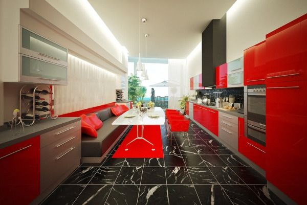 6R Kitchen by Semsa 25 Modern Kitchen Designs That Will Rock Your Cooking World