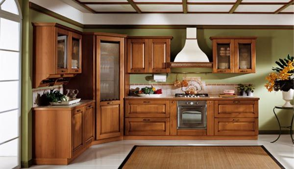 classic kitchen design julia by ala cucine 3 554x319 25 Inspiring and Delightful Traditional Kitchen Designs