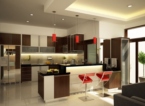 kitchen design a 25 Modern Kitchen Designs That Will Rock Your Cooking World