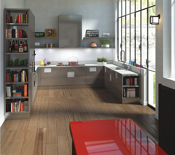 modern kitchen design3 25 Modern Kitchen Designs That Will Rock Your Cooking World