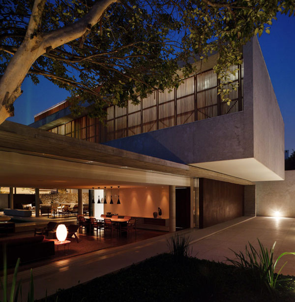 house6 02 House 6, a Showcase of Contemporary Living in Brazil