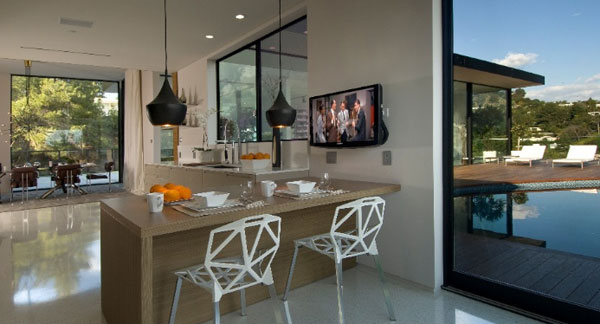 steve hermann23457711 Spectacular Beverly Hills Residence, a Showcase of Modern Living