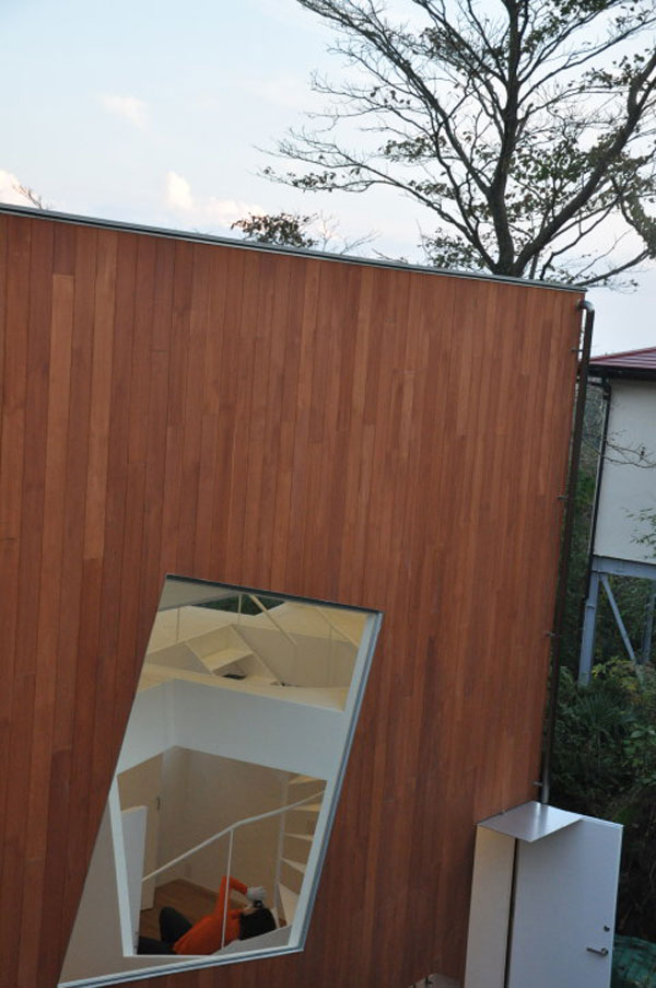 villa kanousan Villa Kanousan, Amazing Cube Home in Japan