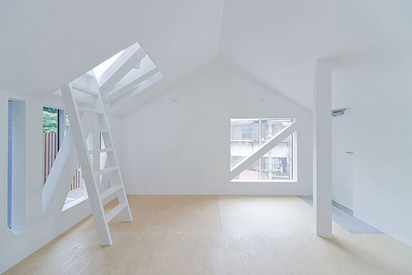 Tokyo Apartment 3 Original and Intriguing 5 in 1 Home in Tokyo