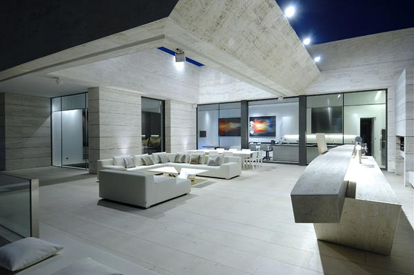beautifu home architecture building acero archiects Amazing House That Offers the Maximum Life Quality by A cero