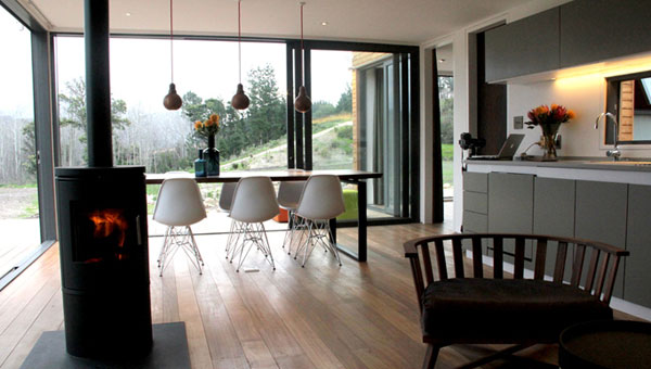 0000amazing residence Compact Residence Embedded in a Dreamy Landscape: The Ecomo Home