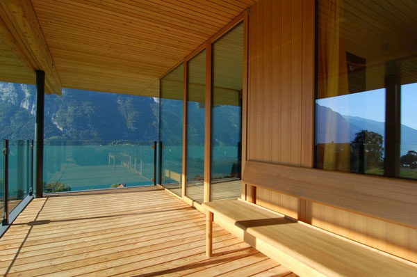wh 191010 07 940x624 Sweet Nature Getaway: The Walensee Mountain Home in Switzerland