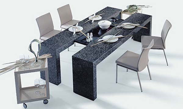 30 modern dining tables
