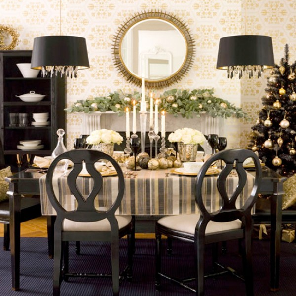 decoration ideas for living room table decorating with gray couch creative centerpiece your holiday dinner freshome com