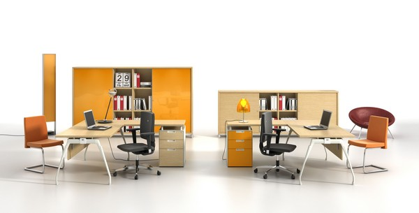 inspira 04 8 Elegant and Practical Group Work Desks for Up to date Offices