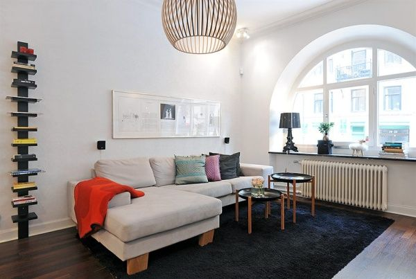 no1 Get Cozy and Inspired: 10 Most Beautiful Swedish Apartaments of 2010