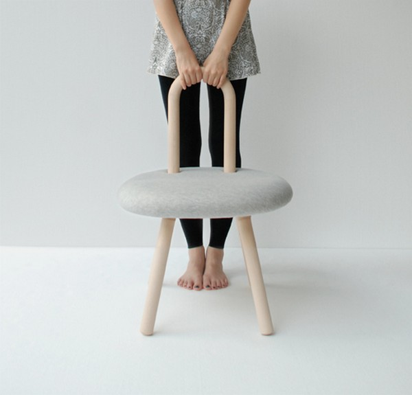 chair design with handle best art studio a simple yet very captivating bambi freshome com collect this idea