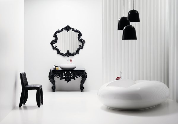 Bisazza Bagno Collection by Marcel Wanders  Freshomecom