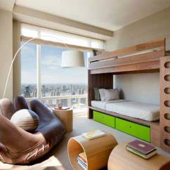 Living Room Bed Ideas Ergonomic Chairs For The 30 Fresh Space Saving Bunk Beds Your Home Freshome Com