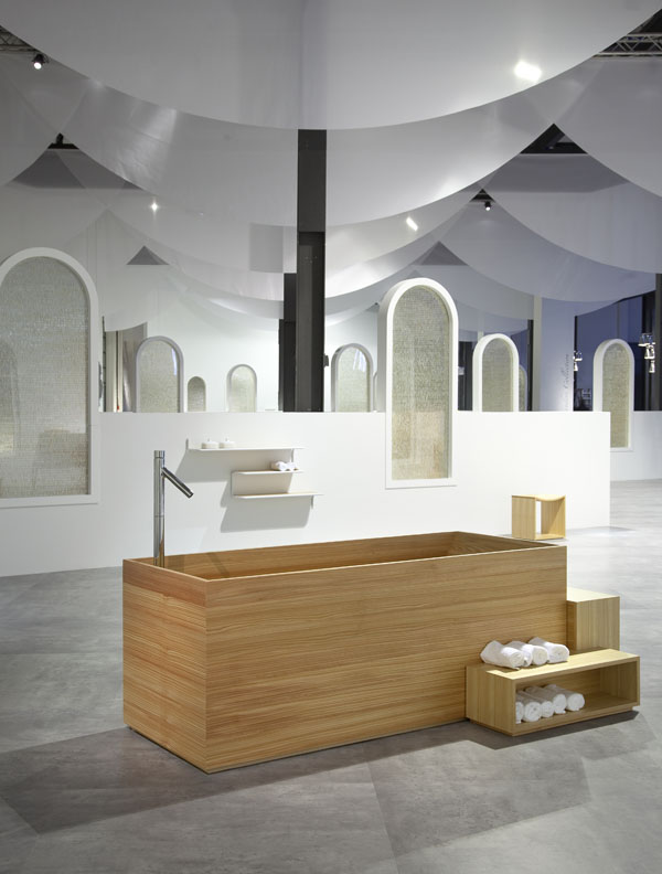 The Nendo Bathroom Collection for Bisazza Bagno  Freshomecom