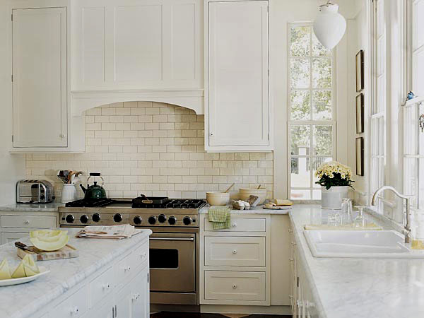 subway tile for kitchen rolling islands 30 successful examples of how to add tiles in your collect this idea