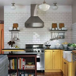 Kitchen Tile Designs Best Brand Name Appliances 30 Successful Examples Of How To Add Subway Tiles In Your Collect This Idea