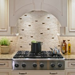 Subway Tile For Kitchen Moen Faucets Home Depot 30 Successful Examples Of How To Add Tiles In Your Collect This Idea