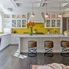 Subway Tile For Kitchen Chairs Ikea 30 Successful Examples Of How To Add Tiles In Your Collect This Idea