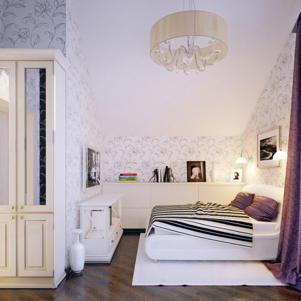 Diverse And Creative Teen Bedroom Ideas By Eugene Zhdanov