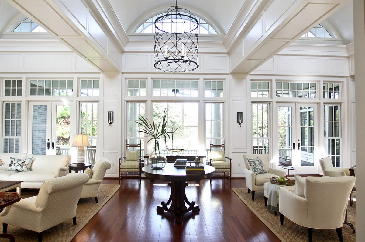 10 Quick Tips to Get a Wow Factor when Decorating with AllWhite Color  Freshomecom