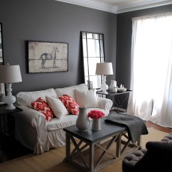 How To Paint Your Living Room Ideas Natural Why You Must Absolutely Walls Gray Freshome Com Collect This Idea Grey