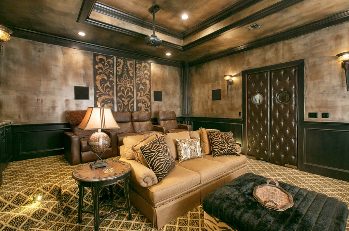 10 Creative Faux Finish Ideas for your Bare Walls  Freshomecom