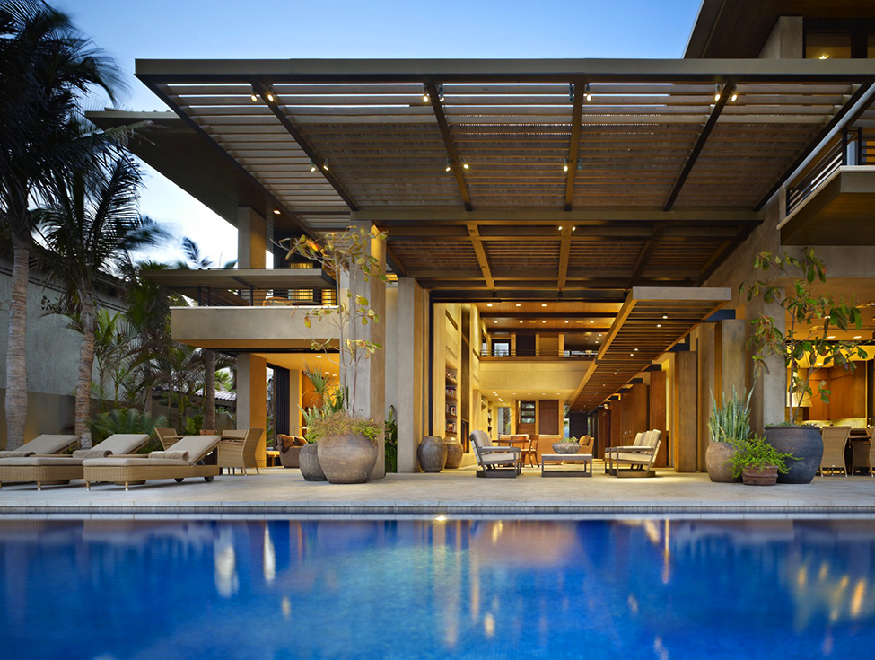 outdoor living rooms pictures room designs for condo units luxurious mexico residence with multiple spaces