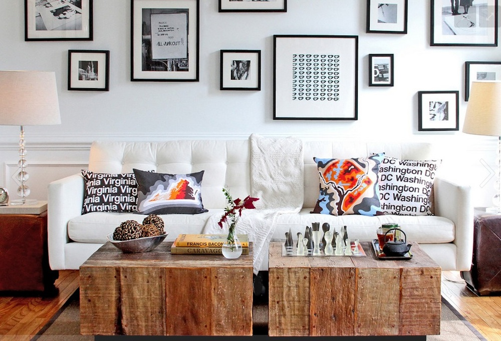 living room furniture on a budget photos of modern farmhouse rooms 2 the 10 most important tips for decorating tight frame personal photographs thrifty decor image via