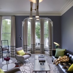 Paint For The Living Room Ideas Curtains Sheer 10 Things You Should Know Before Painting A Freshome Com Blue Grey Walls