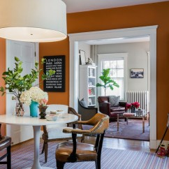 Painting Walls Different Colors Living Room Remodeling Ideas 10 Things You Should Know Before A Freshome Com Orange Dining